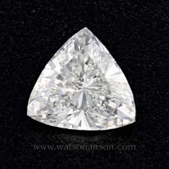 Trilliant Cut Diamond 1