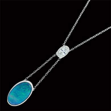 Black Opal And Diamond 1