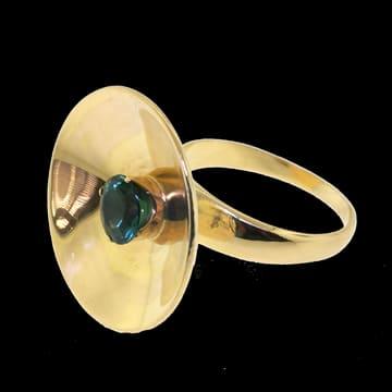 George Jensen Gold Ring 1