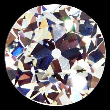 European Cut Diamond 1