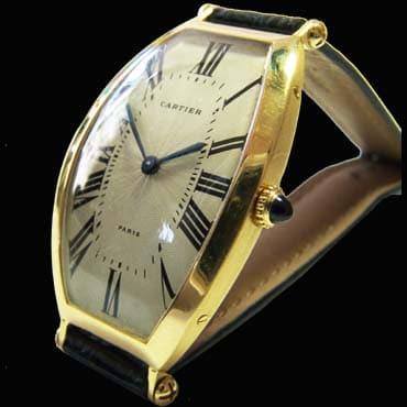 Cartier wristwatch 1