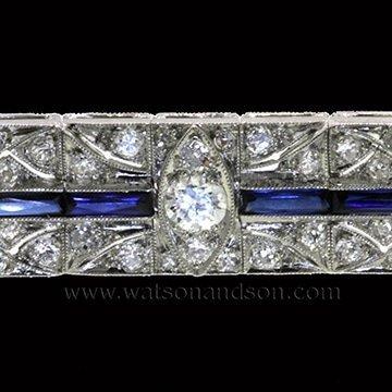 Delightful Diamond Deco Bracelet 3