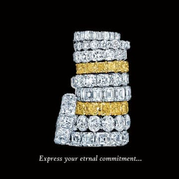 Express your commitment…