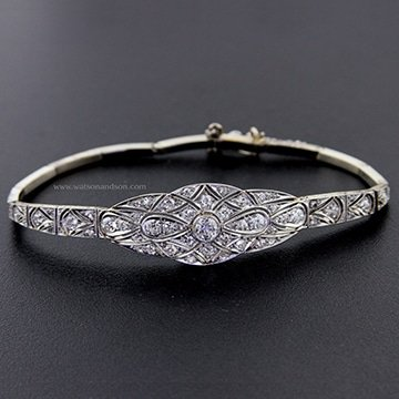 Edwardian Belly Bracelet 1