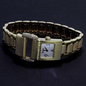 Piaget Miss Protocol Bracelet Watch With Diamonds 1