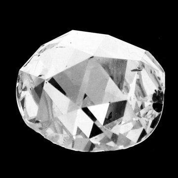 The Simple Rose Cut Diamond 1