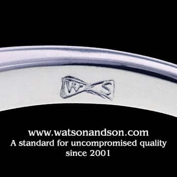 Watson &Amp; Son A Standard Of Uncompromised Quality Since 2001 (Copy) 1