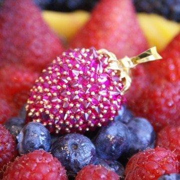 Man Made Rubies and Sapphires (Corundum) 2