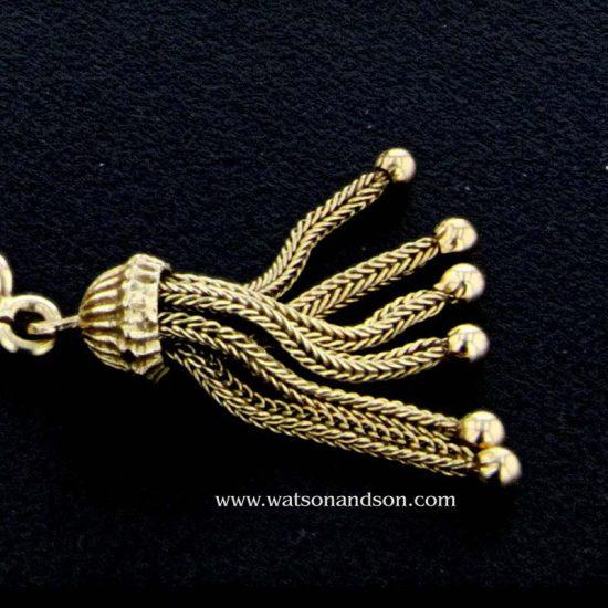 Victorian Revival Slider Necklace 3