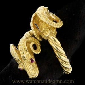 gold-rams-heard-ring-greek-3365