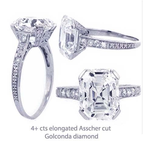 The purest diamonds ever seen – The   Mystical   Golconda 2