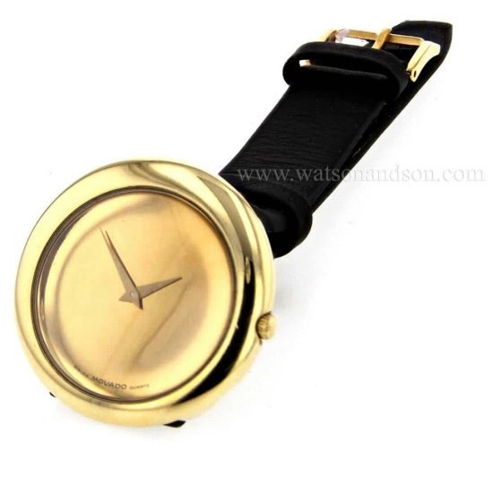Classic Movado Ladies Mid-Size Watch 4