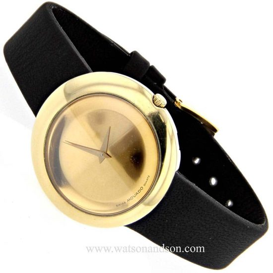 Classic Movado Ladies Mid-Size Watch 1