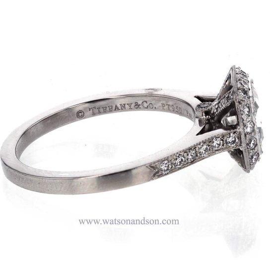 Tiffany Platinum Legacy Ring 2