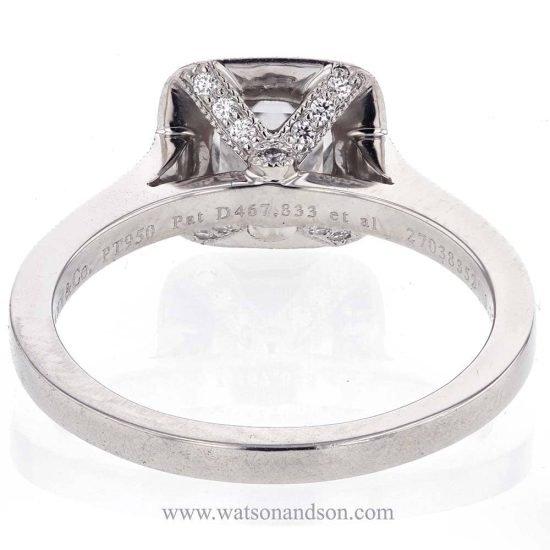 Tiffany Platinum Legacy Ring 3