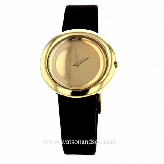 Classic Movado Ladies Mid-Size Watch 8