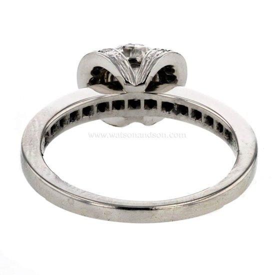 Tiffany &Amp; Co. Ribbon Ring 2