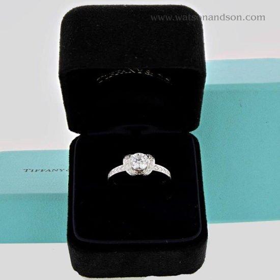 Tiffany &Amp; Co. Ribbon Ring 3