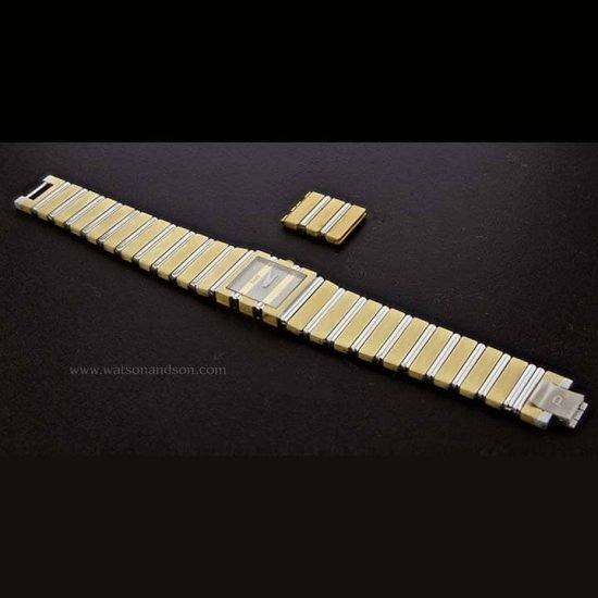 18K Ladies Piaget Polo Watch Bracelet 2