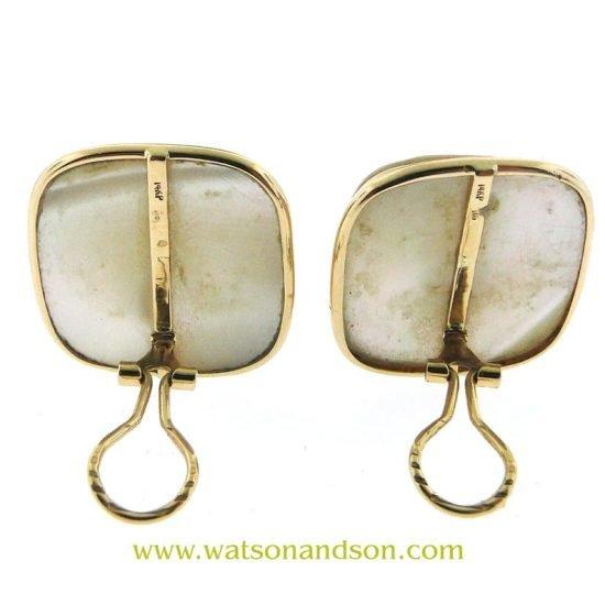 Mabe Pearl Earrings 3
