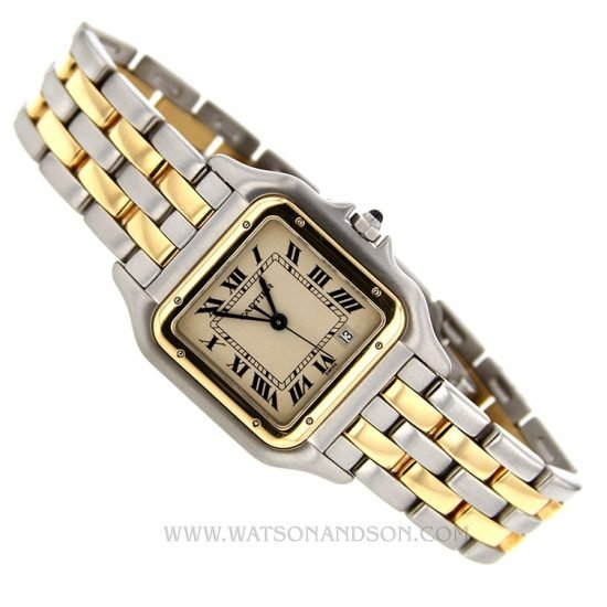 Ladies Mid Size Cartier Panther 1