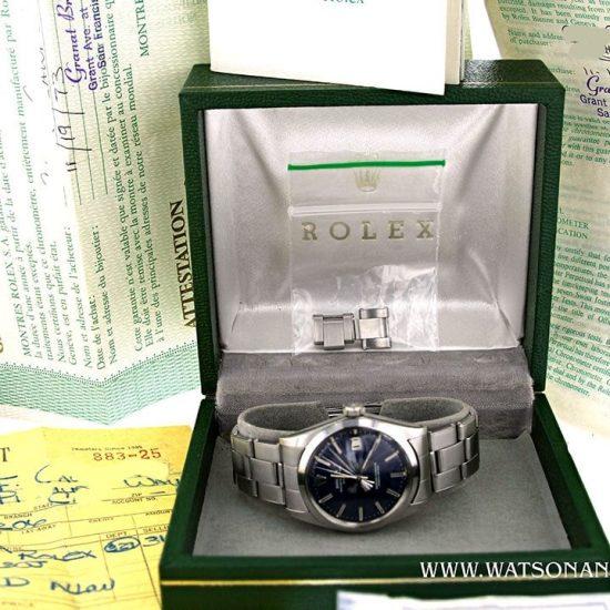 Rolex Oyster Perpetual Date 4