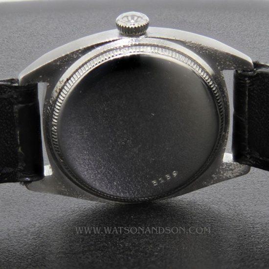 Rolex Oyster Army Strap Watch 6