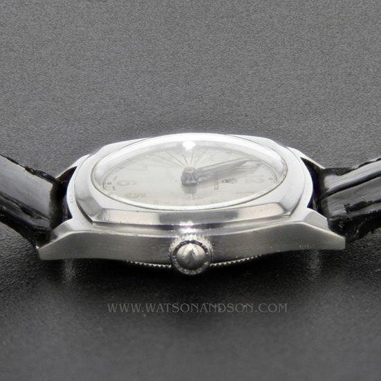 Rolex Oyster Army Strap Watch 7