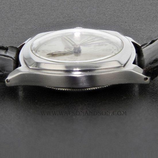 Rolex Oyster Army Strap Watch 8