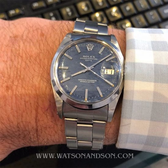 Rolex Oyster Perpetual Date 5