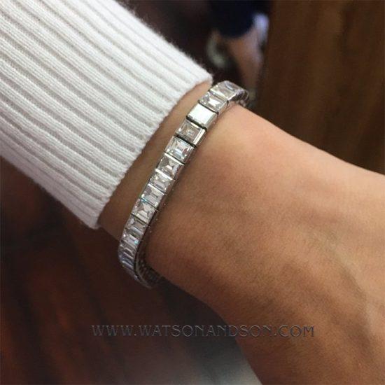 Car`e Cut Diamond Bracelet 4