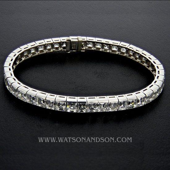 Car`e Cut Diamond Bracelet 1