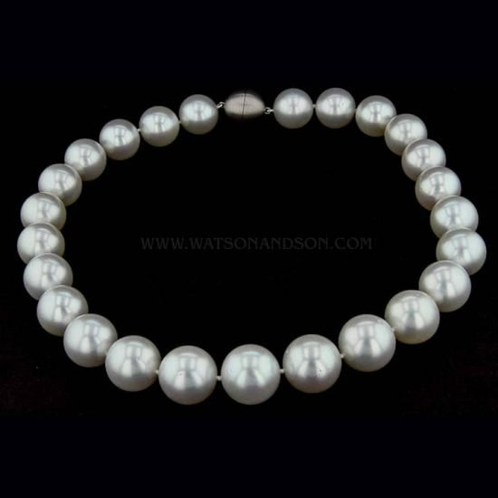 Large South Sea Pearl Necklace 1