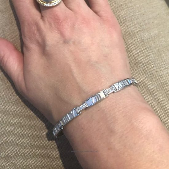 Tiffany &Amp; Co. Atlas Bracelet 2