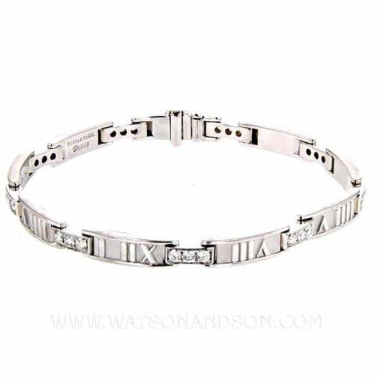 Tiffany &Amp; Co. Atlas Bracelet 3