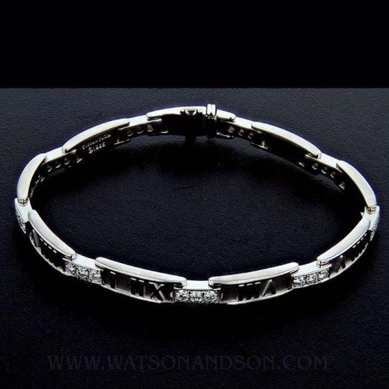 Tiffany &Amp; Co. Atlas Bracelet 1