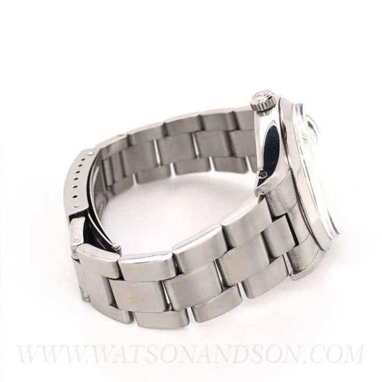 Stainless Steel Rolex Oysterdate Precision Bracelet 4
