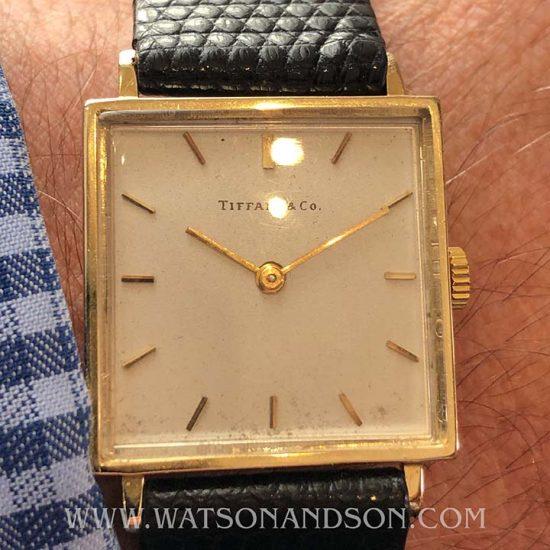 Vintage Tiffany Watch 6