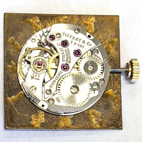 Vintage Tiffany Watch 12
