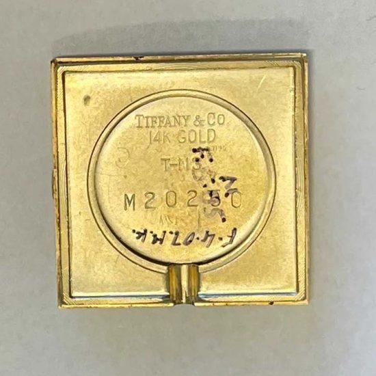 Vintage Tiffany Watch 11