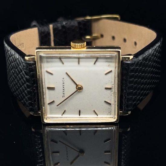Vintage Tiffany Watch 1
