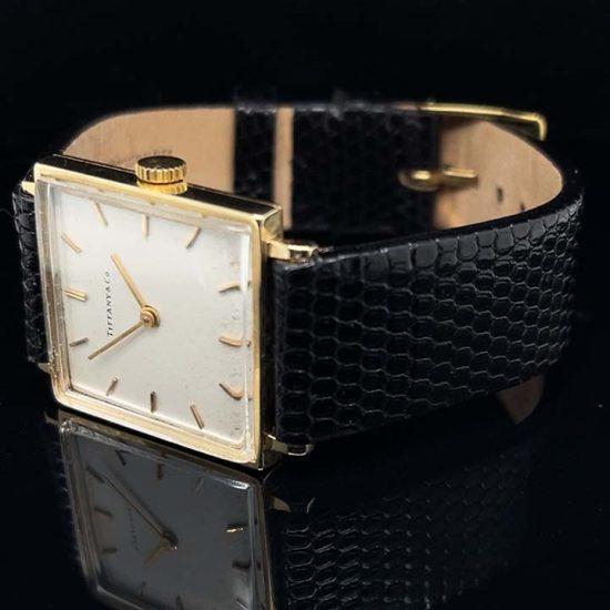 Vintage Tiffany Watch 3