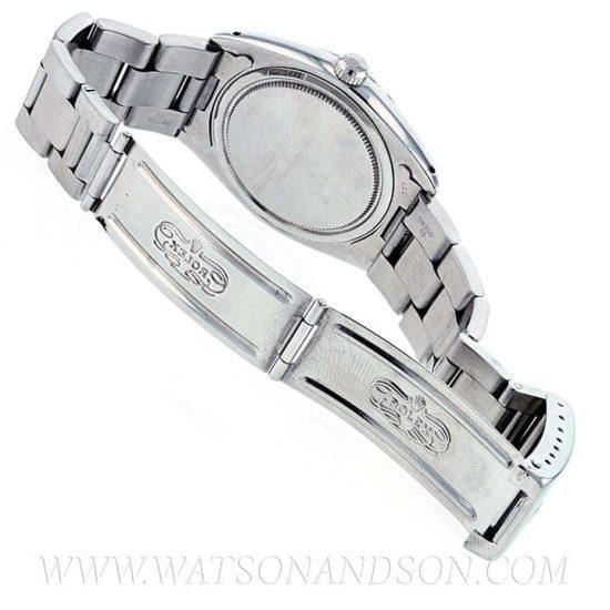 Stainless Steel Rolex Oysterdate Precision Bracelet 5