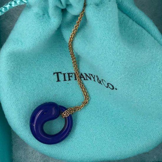 Tiffany Eternal Circle Pendant 4