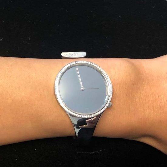 Ladies Georg Jensen Vivianna Cuff Watch 10