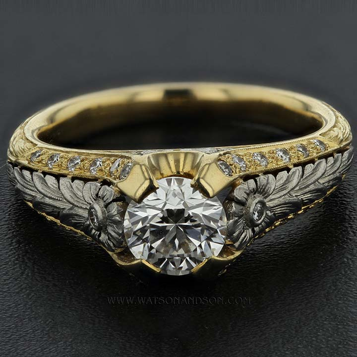 Van Craynest ring