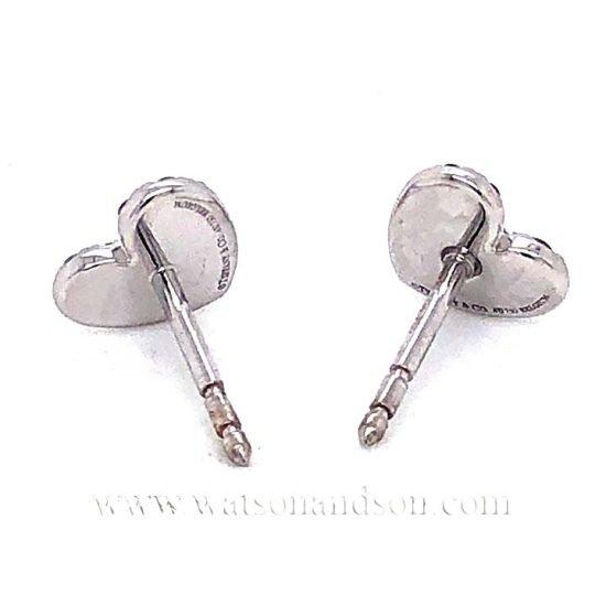 Tiffany &Amp; Co. Pave Diamond Earrings 4
