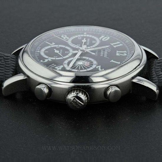 Gents Steel Chopard Mille Miglia Chronograph 4