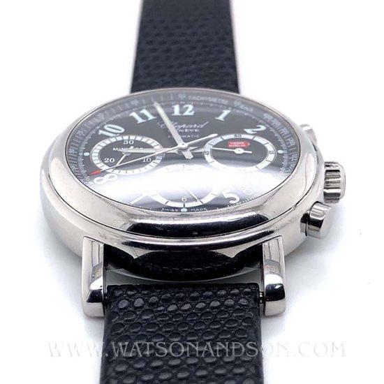 Gents Steel Chopard Mille Miglia Chronograph 3