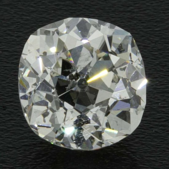 Loose Antique Cushion Cut Diamond 1